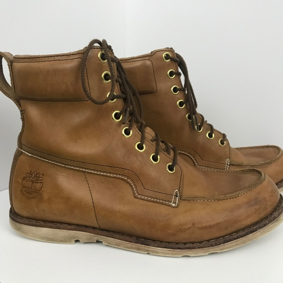Timberland Moccasin Toe Boot Waterproof